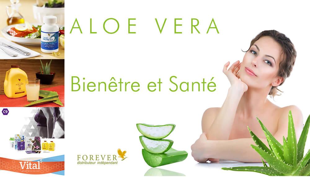 Aloe Vera Bien Tre Distributeur Conseil Forever Living Products