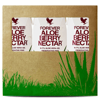 Aloe Berry Nectar TRIPACK